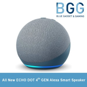 Harga new amazon echo dot 4th gen 2020 smart speaker alexa wifi bluetooth   | HARGALOKA.COM