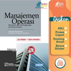 Harga manajemen operasi manajemen keberlangsungan dan rantai pasokan   jay | HARGALOKA.COM