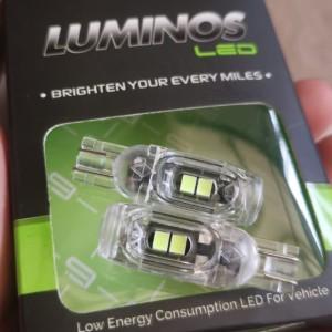 Harga luminos led lampu senja kota sen t10 super bright terang upgrade chip     HARGALOKA.COM