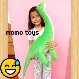 Harga boneka dinosaurus bronto big size besar yelvo | HARGALOKA.COM