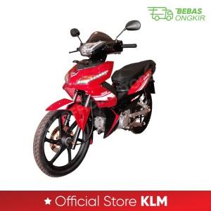 Harga sepeda motor bebek   viar star nx   hitam   HARGALOKA.COM