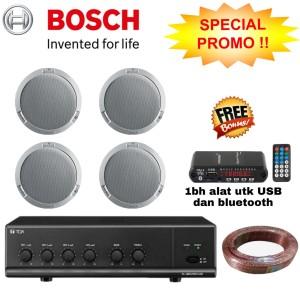 Harga paket speaker ceiling bosch isi 4unit original | HARGALOKA.COM