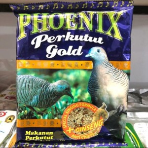 Harga phoenix perkutut gold makanan burung   HARGALOKA.COM