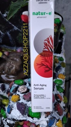 Harga natur e advanced anti aging face serum 15 | HARGALOKA.COM