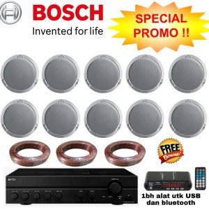 Harga paket speaker ceiling bosch isi 10unit original | HARGALOKA.COM