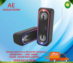 Harga sony speakers srs xb40 extra bass srsxb40 with bluetooth | HARGALOKA.COM