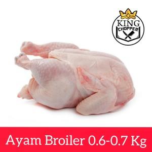 Harga ayam broiler karkas 0 6   0 7 | HARGALOKA.COM