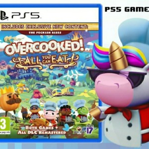 Harga kaset ps5 game overcooked all you can   HARGALOKA.COM