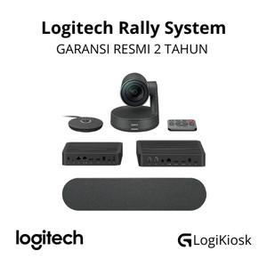 Harga logitech rally system video conference   garansi resmi 2 | HARGALOKA.COM