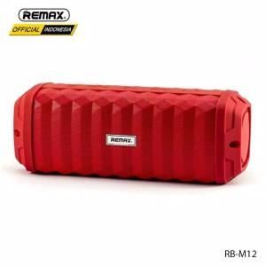 Harga remax outdoor waterproof bluetooth speaker rb m12 garansi | HARGALOKA.COM