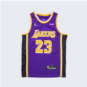 Harga baju kaos jersey basket swingman nba lebron james la lakers 20 21   | HARGALOKA.COM