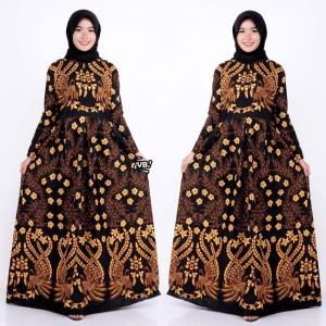 Harga batik gamis baju gamis batik batik gamis muslim   h allsize ld | HARGALOKA.COM