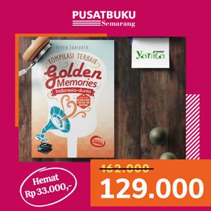 Harga buku musik amp lagu kompilasi terbaik golden memories indonesia | HARGALOKA.COM