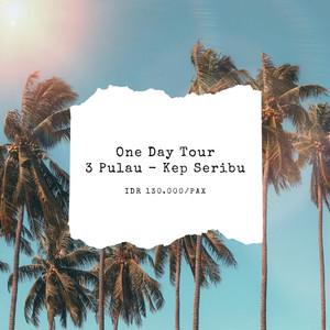 Harga tour open trip 3 pulau setiap sabtu amp minggu cipir kelor dan onrust | HARGALOKA.COM