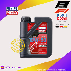 Katalog Liqui Moly 4t Street 10w40 Harga Satuan 100 Originale Katalog.or.id