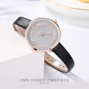 Harga jims honey   jam tangan wanita kode 8127 jam tangan fashion terbaru   | HARGALOKA.COM