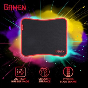Harga gamen mouse pad anti slip size m mousepad gaming series   HARGALOKA.COM