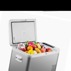 Harga kulkas mini freezer tempat vaksin alpicool freezer mk25 dc 12v | HARGALOKA.COM