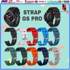 Harga strap silikon smartwatch huawei gs pro active honor magic tali jam     HARGALOKA.COM