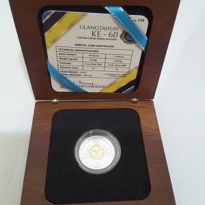 Harga koin emas malaysia 1 8 dinar 0 53 gram 1 dirham 2 975 gram | HARGALOKA.COM