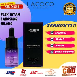 Harga skincare serum anti flek hitam pelembab muka lacoco dark spot   HARGALOKA.COM