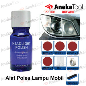 Harga headlight restoration kit   restorasi lampu | HARGALOKA.COM