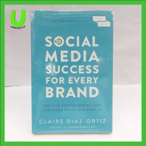 Harga social media success for every brand by claire | HARGALOKA.COM