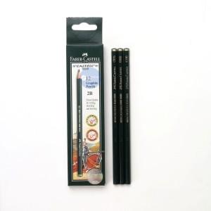 Harga pensil tulis komputer ujian 2b faber castell isi 12   HARGALOKA.COM
