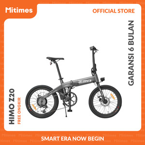 Harga xiaomi himo z20 sepeda lipat elektrik smart moped bicycle   | HARGALOKA.COM