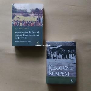 Harga paket buku yogyakarta di bawah sultan mangkubumi amp keraton dan   HARGALOKA.COM