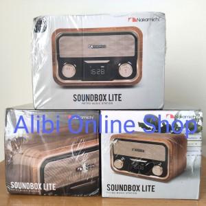 Harga nakamichi soundbox lite speaker portable audio wireless | HARGALOKA.COM