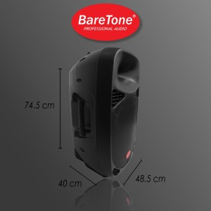 Harga speaker baretone active with speakon 15 39 39 max15mh | HARGALOKA.COM