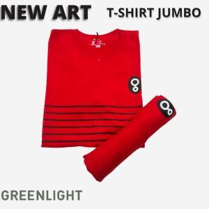 Harga baju kaos tshirt distro pria greenlight grenlight grlt ariel jumbo | HARGALOKA.COM