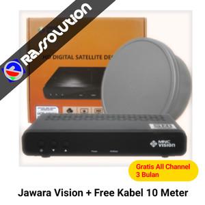 Harga dekoder hd indovision   mnc vision tv   HARGALOKA.COM