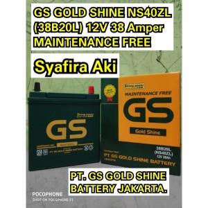 Harga aki honda jazz calya agya calya karimun ertiga freed gs goldshine | HARGALOKA.COM