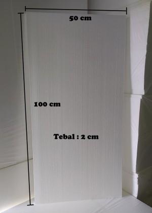 Info Styrofoam Lembaran Uk 100x50 Katalog.or.id