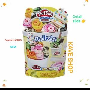 Harga play doh kitchen creations rollzies ice cream set   original | HARGALOKA.COM