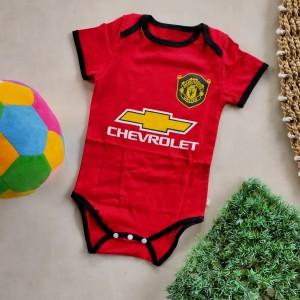 Harga baju bayi boy jumper bola manchester united   | HARGALOKA.COM