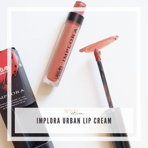 Harga implora urban cream matte lip cream ready stock   HARGALOKA.COM