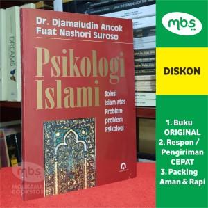 Harga buku psikologi islami   solusi islam atas problem problem | HARGALOKA.COM