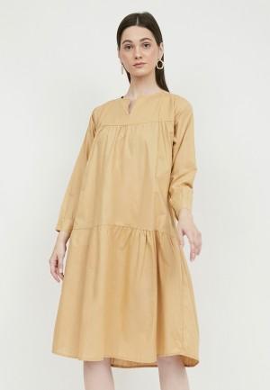 Harga midi dress   casual dress   allera   cream dan | HARGALOKA.COM