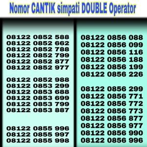 Harga nomor cantik simpati rapih 08122 085x   HARGALOKA.COM
