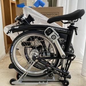 Harga brompton bike m6r brand new   HARGALOKA.COM