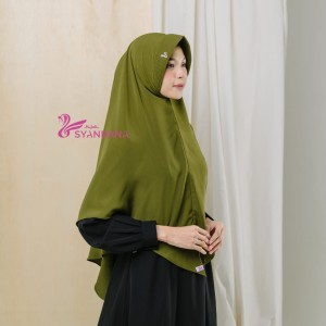 Harga parsel ramadan jilbab khimar hijab syandana warna baru   lavendula model | HARGALOKA.COM