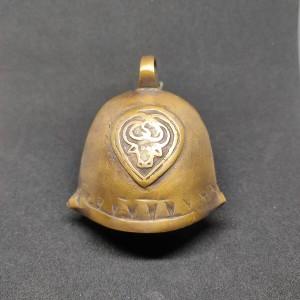Harga bel pintu rumah lonceng klontong sapi brass doorbell cowbell | HARGALOKA.COM