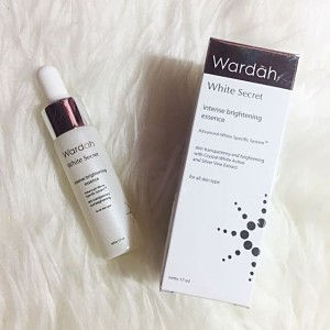 Harga wardah white secret intense brightening essence 17 | HARGALOKA.COM