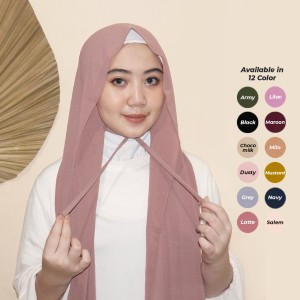 Harga natha shawl pashmina tali ceruty babydoll premium   | HARGALOKA.COM