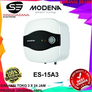 Harga water heater modena unica es 15a3 es15a3 water heater | HARGALOKA.COM