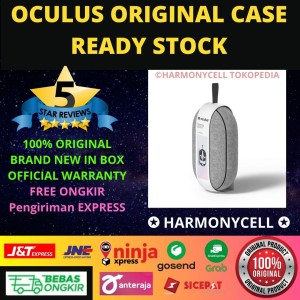 Harga oculus quest 2 carrying case for lightweight portable protection   | HARGALOKA.COM