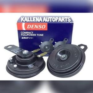 Harga klakson original denso type disc 12v 69203 isi 2pcs untuk mobil | HARGALOKA.COM